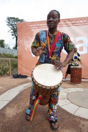 Color Djembe